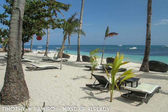 Asia - Philippines - Cebu - Malapascua - Cebu - The beach