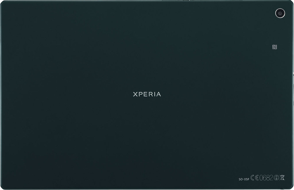 Xperia Z2 Tablet SO-05F full scale product image2