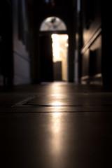 hidden corridor of Somerset House