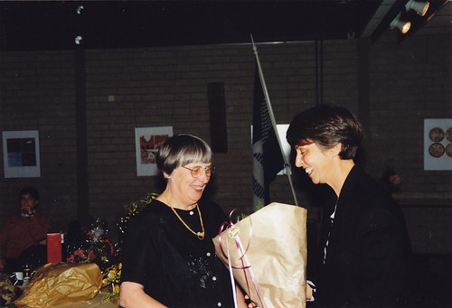Afscheid mevrouw A. Hoff