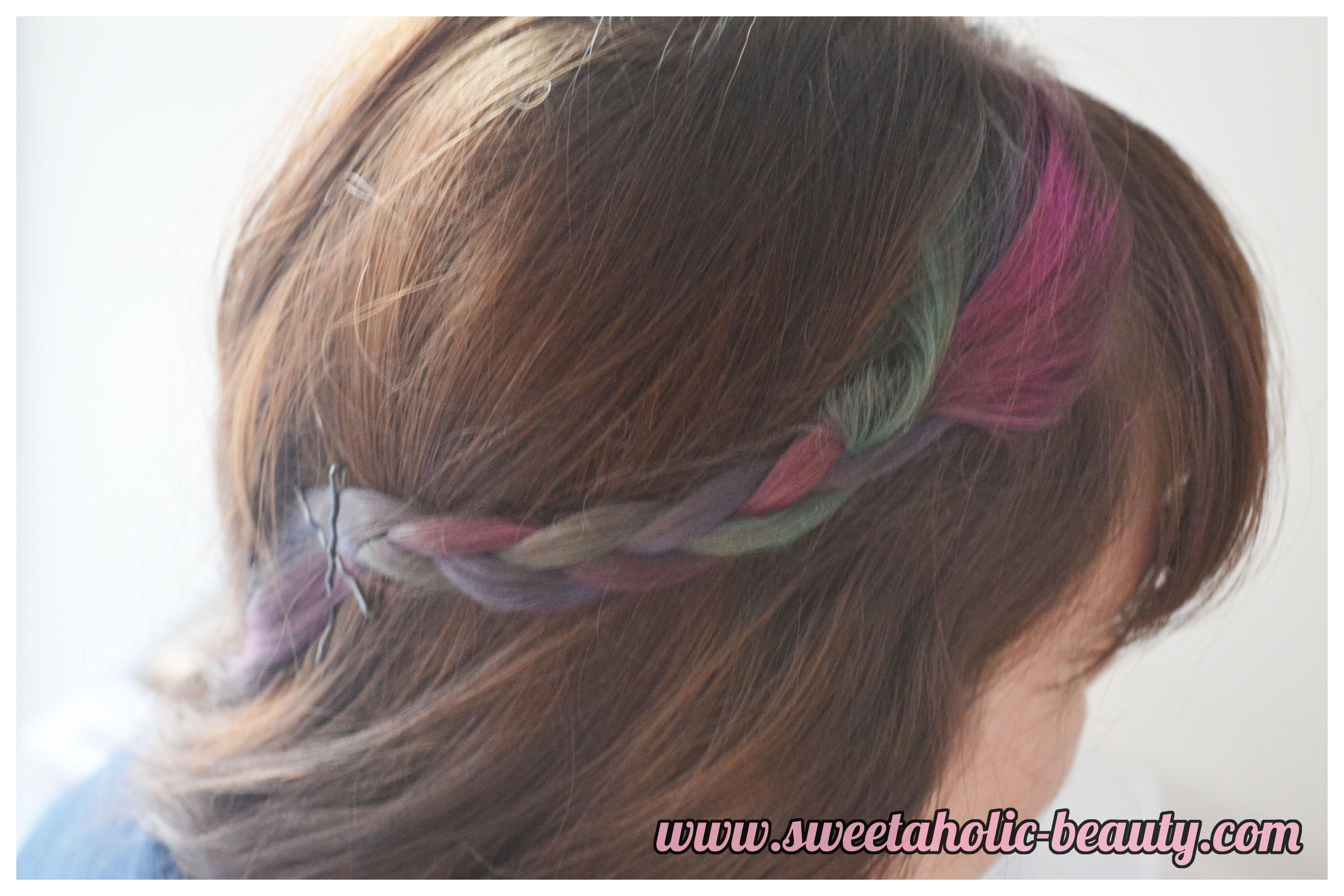 Lady Jayne Colour Bomb Hair Chalk Sweetaholic Beauty