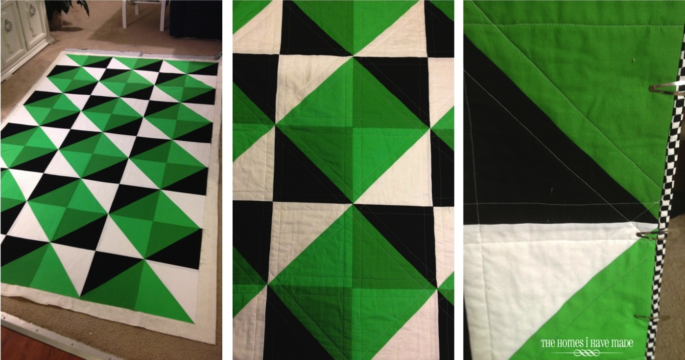 Henry's Green Quilt-008
