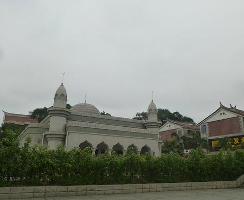 Fujian-Quanzhou-Mosquee Qingjing (1)