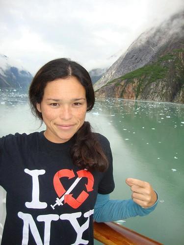 Aleshia Frost Alaska 2012