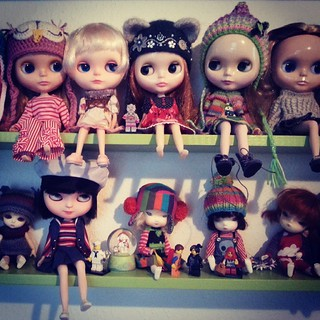 Yes, sure still dolls and Minifigs around here ;)