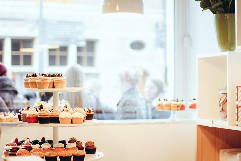 Mo made Cupcakes - Antwerp