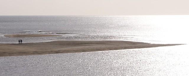 Le banc de sable ...