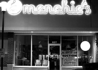 A Menchie's store in Louisville is auctioned off