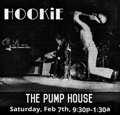 Hookie 2-7-15