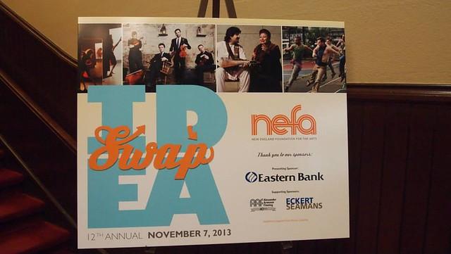 New England Foundation for the Arts (NEFA) Idea Swap