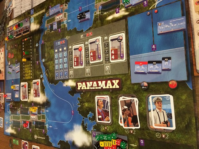 Panamax time