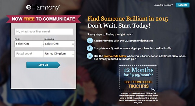 Eharmony Promo Code A Chance To Win A Month S Worth Of Popcorn