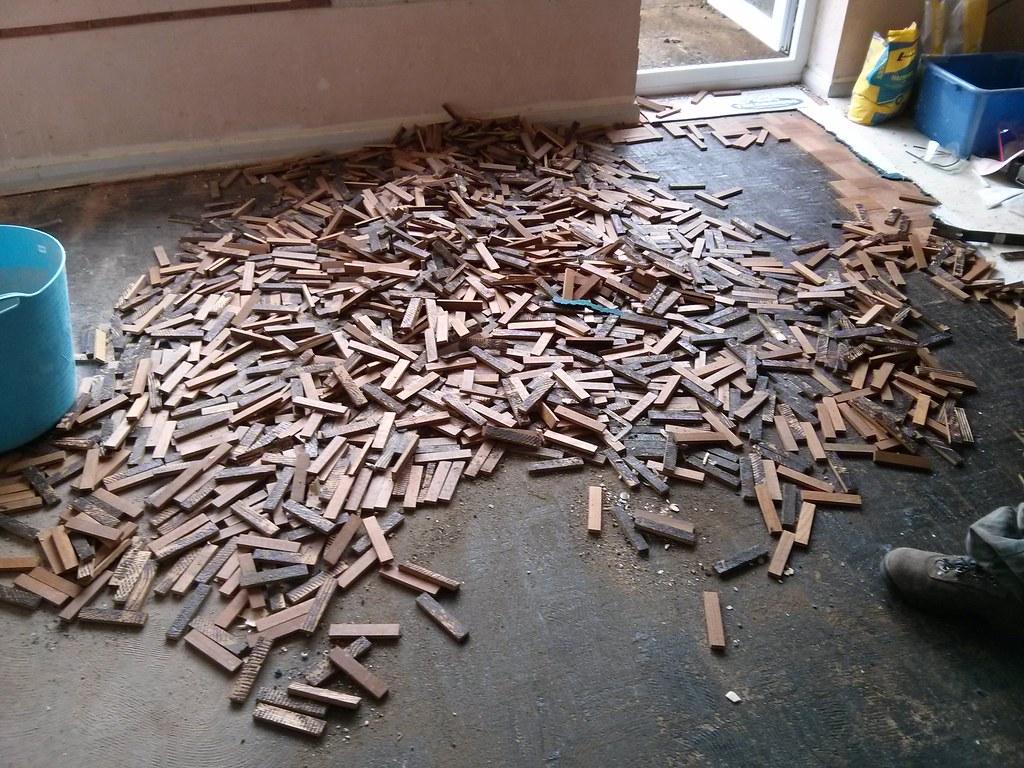 Parquet Flooring Glue Asbestos Floor Matttroy