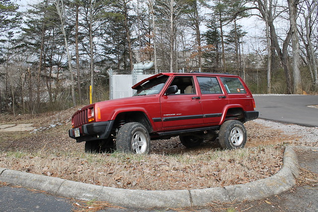 XJ Lift/Tire Setup thread - Page 48 - Jeep Cherokee Forum