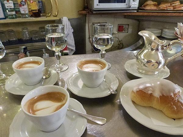 café et falstaff
