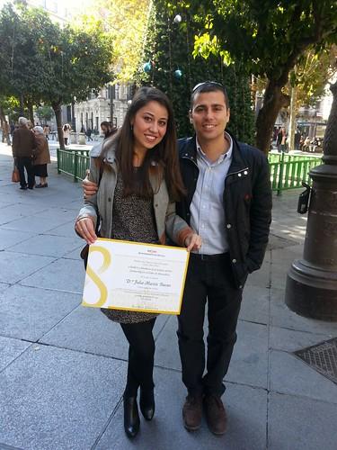 AionSur 16372544152_611bff5d34_d Julia Martín, doctora arahalense, recibe el premio nacional 'Pidmas' por su tesis doctoral Cultura Educación Sociedad