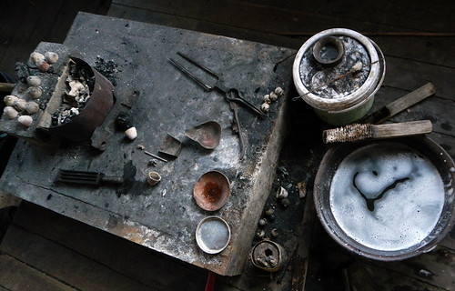Inle Lake Jeweller's Tool