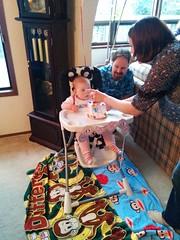 Edith's 1st Birthday