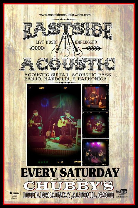 Eastside Acoustic Saturdays 2-14-15