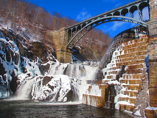 Winter beauty in New York