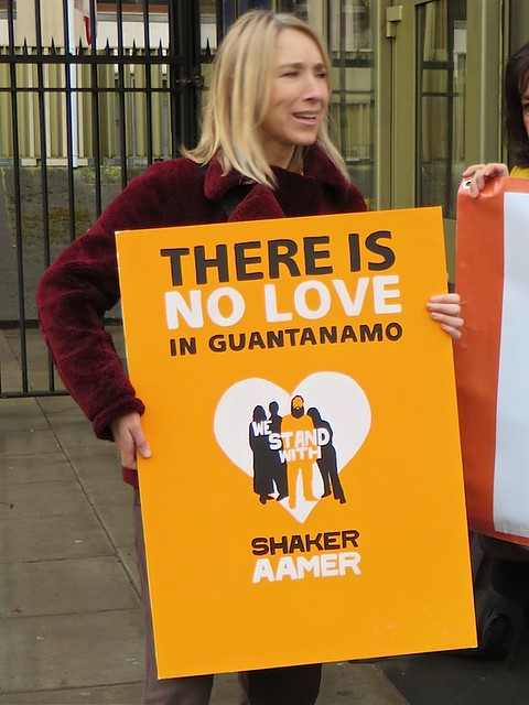 There is no love in Guantanamo