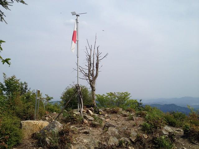 相戸岳 山頂広場