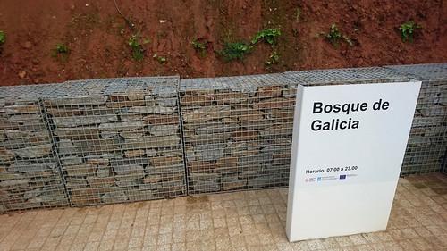 Entrada Bosque de Galicia