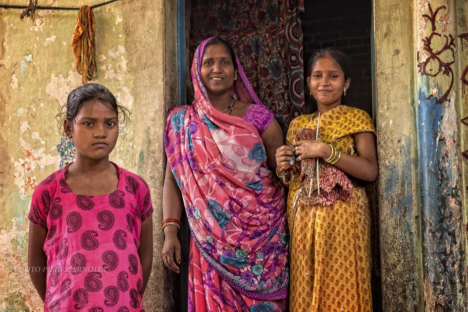 RAMNAGAR : LES FEMMES DE LA MAISON