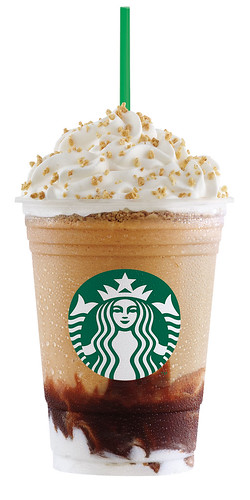 Roasted Marshmallow S'mores Frappuccino® Blended Beverage