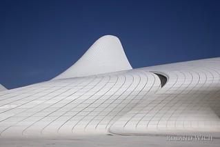 Baku - Heydar Aliyev Center