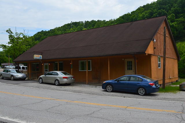 The Y Restaurant Arnoldsburg, WV