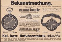 Armee-Uhr