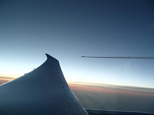 従日本到美国、 高速飛機 - naniyuutorimannen - 您说什么!