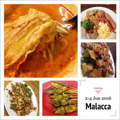 Malacca - food