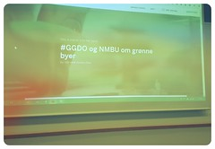 #GGDO and NMBU on green cities