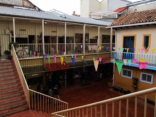Cuenca: le marché artisanal