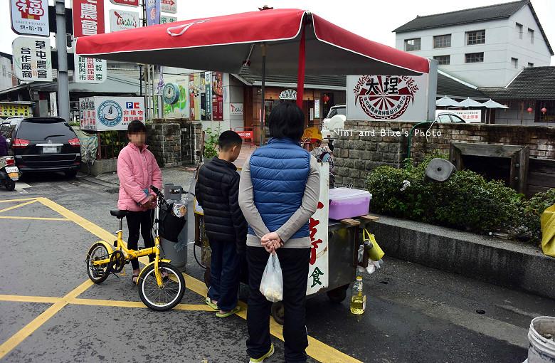 草屯小吃推薦紅薯山藥煎餅05