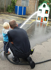 Leatherhead Fire Station open day