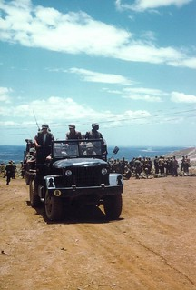3d Battalion, 4th Marines Departure from Camp J.J. Carroll, June 1967