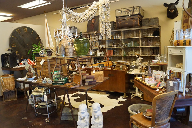 Haystack Antiques 144 105th Avenue Northeast Bellevue, WA