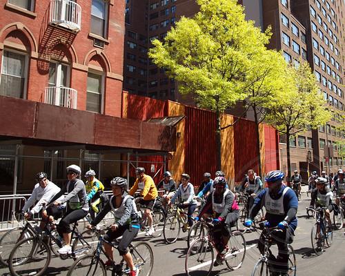 2013 TD Five Boro Bike Tour, New York City