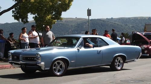 1966 Pontiac GTO Hardtop (Custom) 'SUR 102'