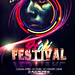 Holi Festival Flyer Template -Festival of Colors-