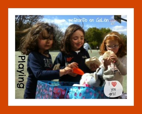Cayetana, Adri R., Lucía & Robby