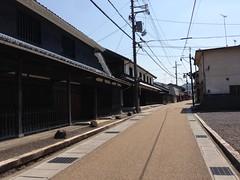 Former Tokaido around Tsuchiyama-juku