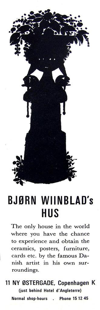 bjorn wiinblad's hus