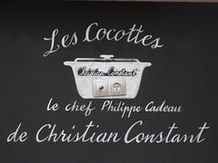 Les Cocottes : cozy food, cozy café
