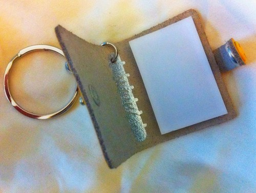 filofax key chain