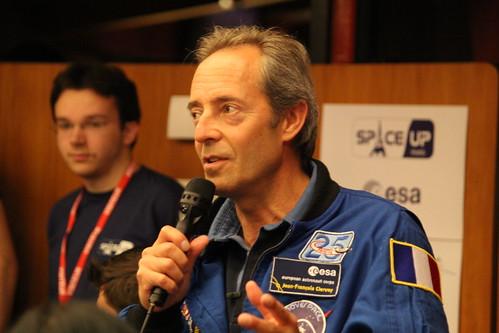 Jean-François Clervoy, ESA astronaut