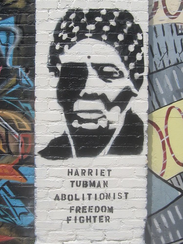 Harriet Tubman Mural